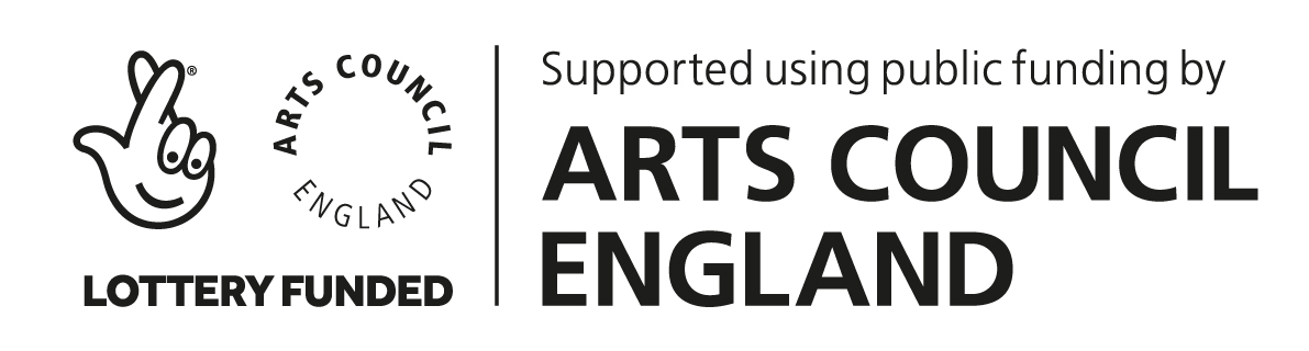 Arts Council England support